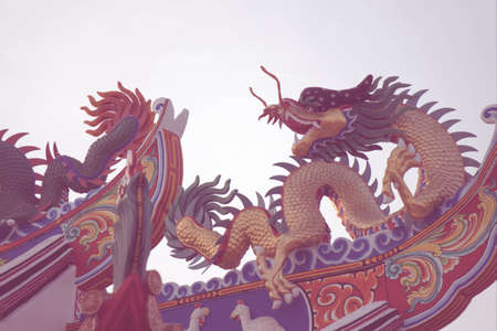 encountered: Chinese have a long held belief that they are descendents of the dragon, a tradition firmly embedded in their culture and encountered across all aspects. Dragon ranging from being a bringer of joy to prophecy and miracles.