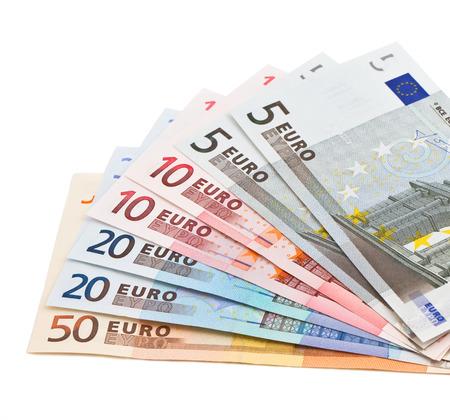 billets euros: Les billets en euros