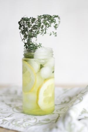 Lemon Thyme Cooler