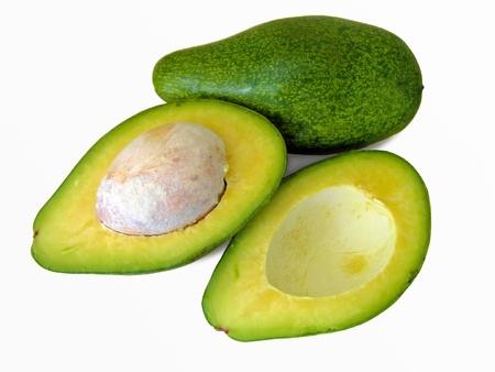 delightful: Delightful avocado fruits Stock Photo