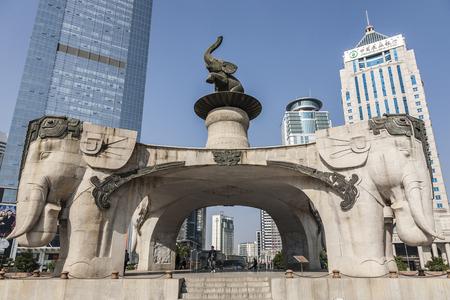 Wuxiang Square, Nanning