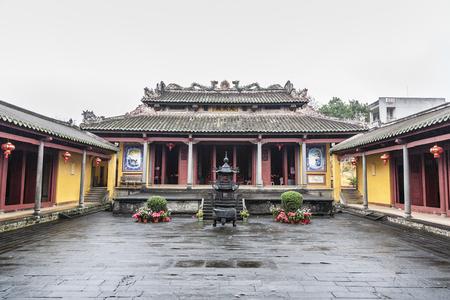 유교 사원, Wenchang, 하이난 에디토리얼