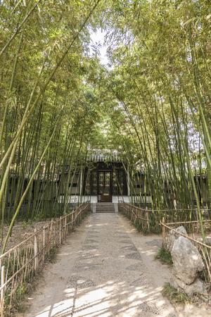 scenic spots: Dinghui Temple landscape view