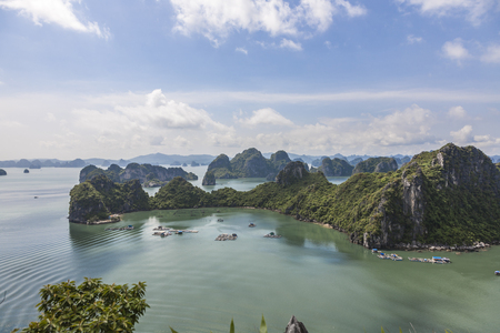 Vietnam Ha Long Bay Stock Photo - 88021542