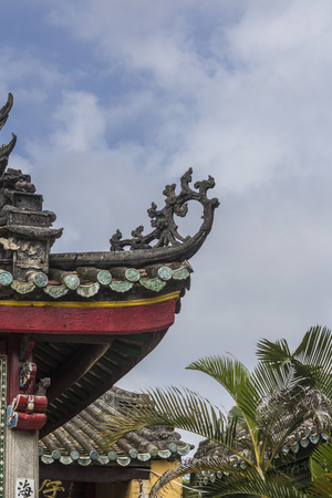 The ancient city of Hoi an