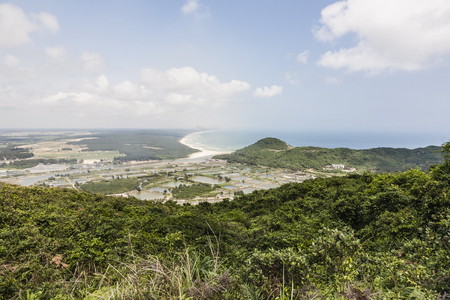 Tonggu mountain, Hainan, Wenchang