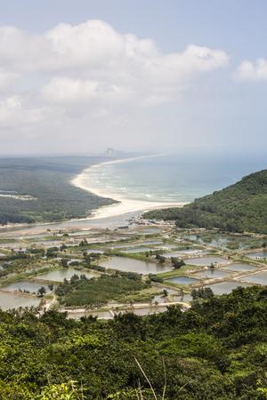 Wongchang 하이난, Tonggu 산