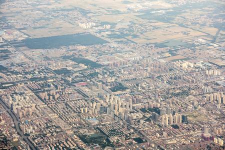 Aerial photography Langfang