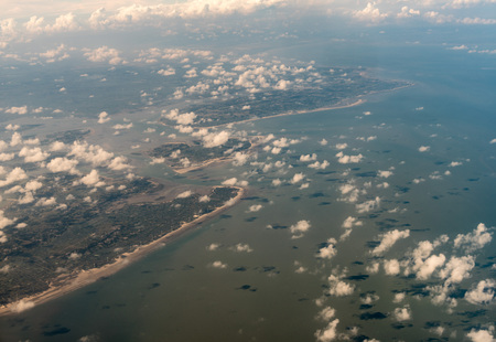 Aerial photography of Guangdong