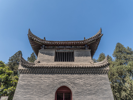 View of a chinese building