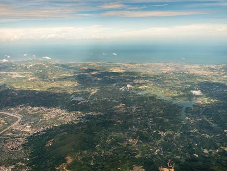 Aerial photography Xiamen 스톡 콘텐츠 - 110077401