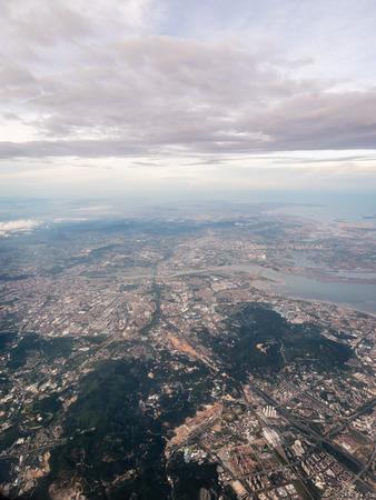 Aerial photography Xiamen 스톡 콘텐츠 - 110077415