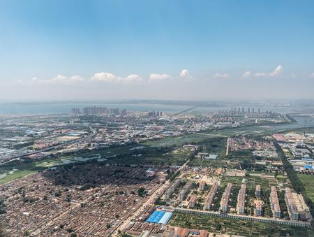 Aerial photography Qingdao 스톡 콘텐츠 - 110077467