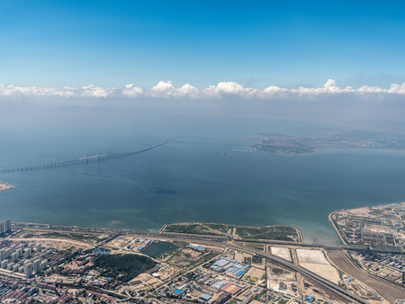 Aerial photography Qingdao 스톡 콘텐츠 - 110077469