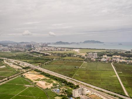 Aerial photography Sanya