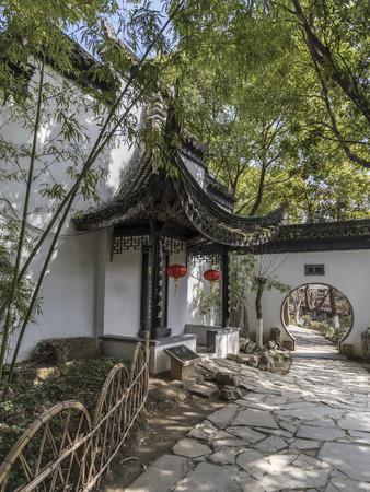 Suzhou gardens 스톡 콘텐츠 - 109379970