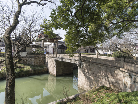 Suzhou Tiger Hill 스톡 콘텐츠 - 109394985