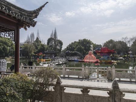 Suzhou gardens 스톡 콘텐츠 - 109377668