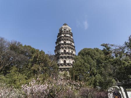 Suzhou Tiger Hill 스톡 콘텐츠 - 109377669