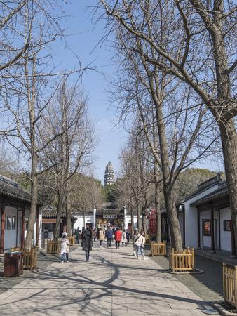 Tiger Hill, Suzhou