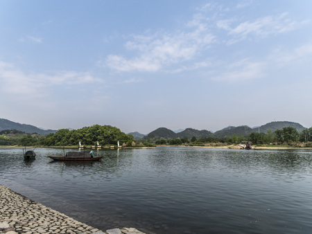 Ancient township in Lishui City