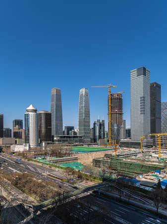 Beijing CBD Redactioneel