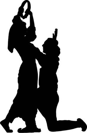 peasant woman: Serbian folk dances