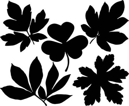 hojas de arbol: Hojas