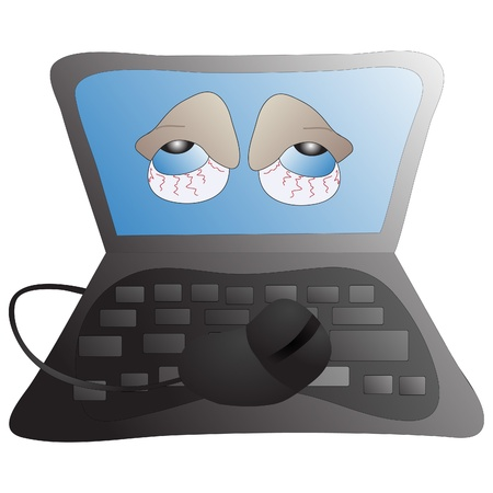 laptop repair: Computer ready for hybrid sleep