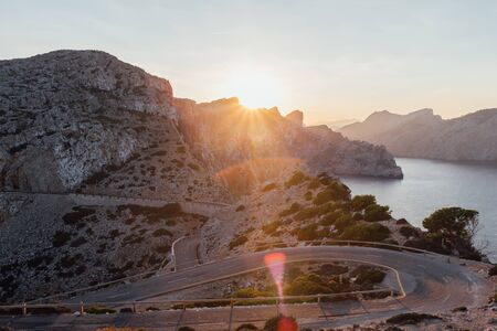 Beautiful images from a trip to Mallorca (Spain). Details of beach, landscapes and monuments. Reklamní fotografie - 148276961