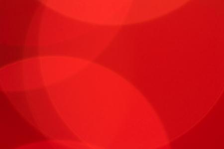 빨간색 동심원 매크로 흐림 효과