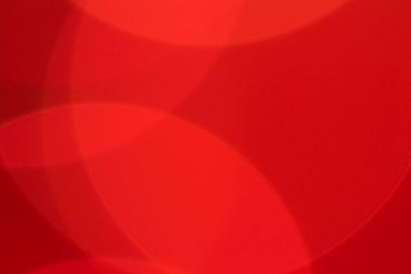 brightness: Red concentric circles blur macro