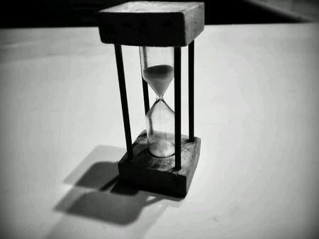 Hour glass Banco de Imagens