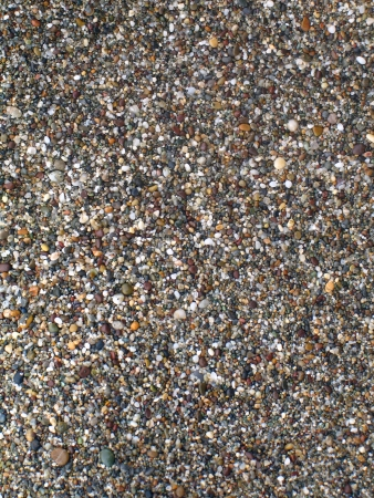 Rough textured of pebbles and stones Stock fotó - 24739877
