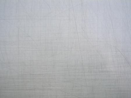 Einbuchtung: Strukturierte flachen Metall mit Kratzer und Flecken