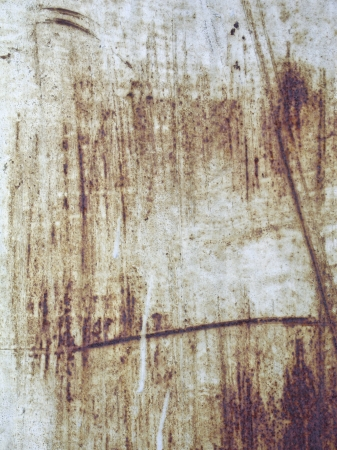 scratched: Rusted and scratched textured metal