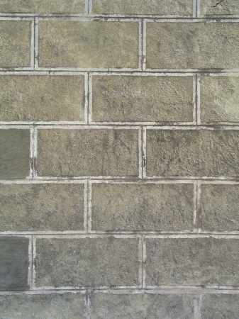 Textured wall of bricks Stock fotó