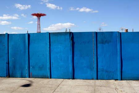coney: Coney Island Stock Photo