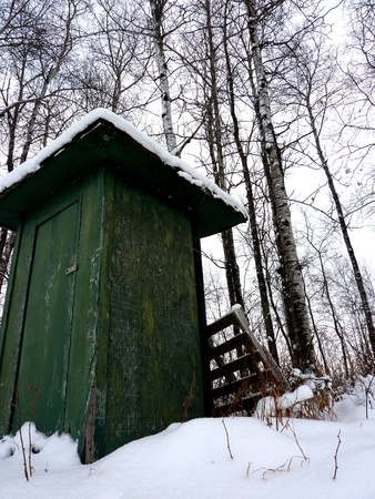 green shed taken on family agcreage.