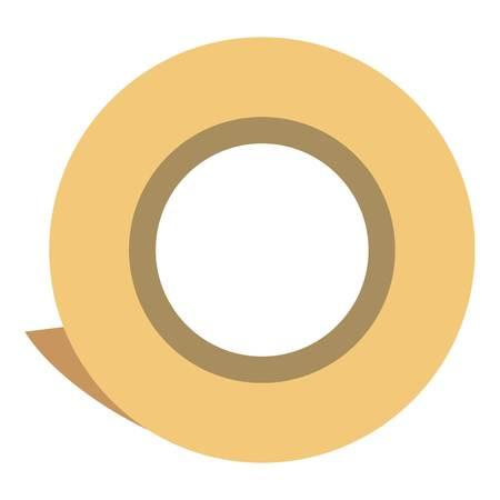 Adhesive Tape icon Stock Illustratie