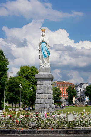 Statue of Our Lady of Immaculate Conception