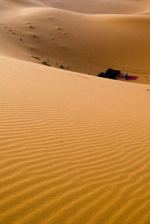 merzouga: Dunes of the Erg Chebbi Merzouga