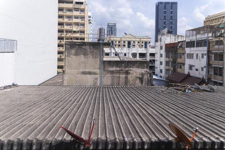 urban decay: Urban textures from bangkok, Thailand, SE asia