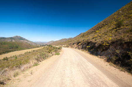 prince of peace: The Prince Alfred Pass at 68 km it is the longest mountain pass in South Africa