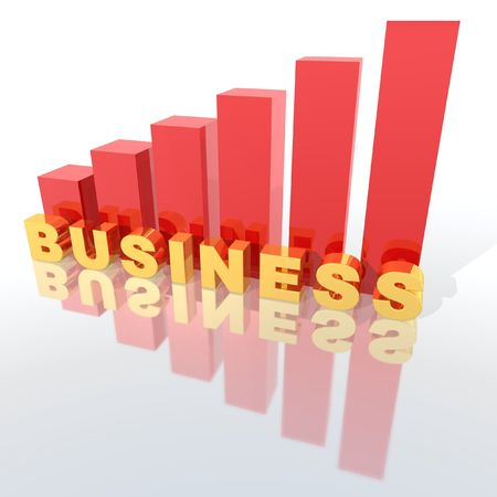 x axis: Business Stock Photo