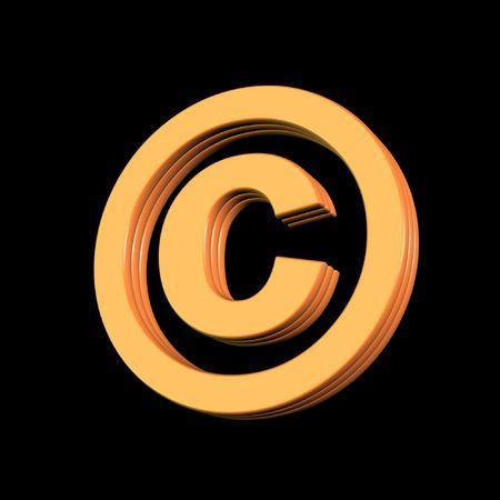 cheat: Copyright symbol