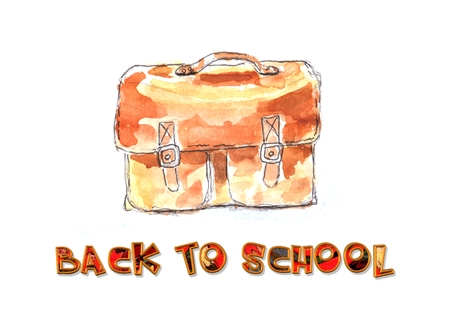 It's time now to come back to school Stock Photo - 1676237