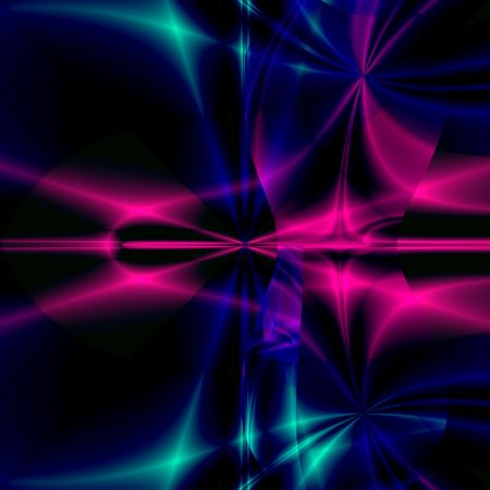 mink: abstract and colored background generated with fractals