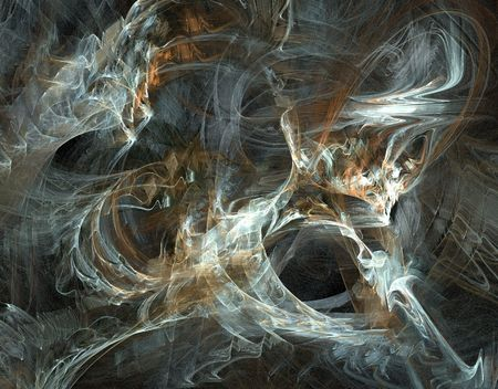 fractals: abstract and colorated background generated by fractals