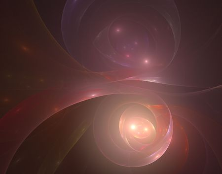 calculated: abstract colored background generated by fractals Stock Photo